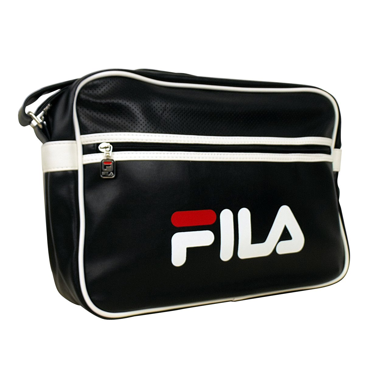 Fila Docena Airline Retro Record Messenger Bag Vintage Laptop School Style   Amazon.co.uk  Clothing d6b2f63e97