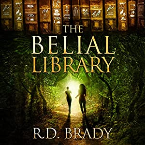 The Belial Library Audiobook
