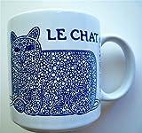 French Chat (Cat) Mug