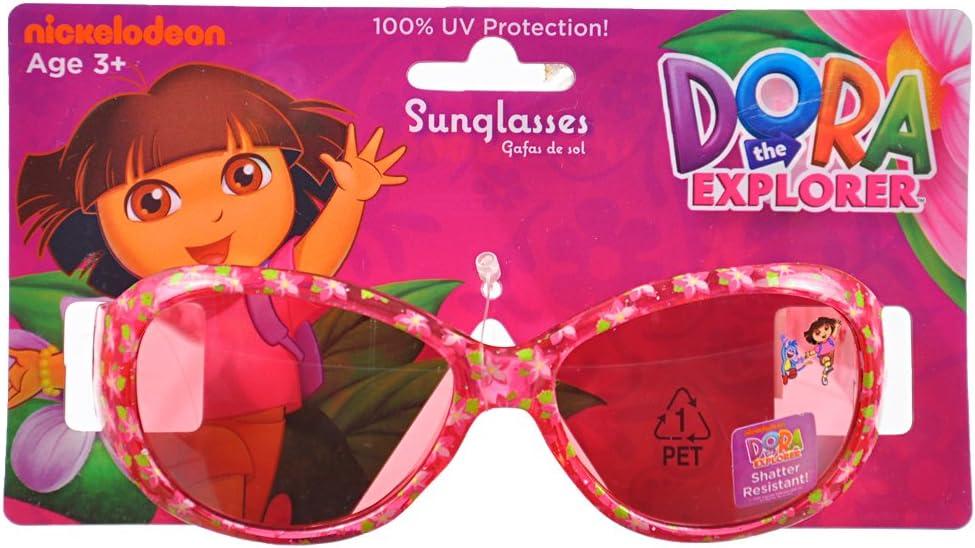 new nickelodeon dora the explorer kids sunglasses 100 /% UV protection