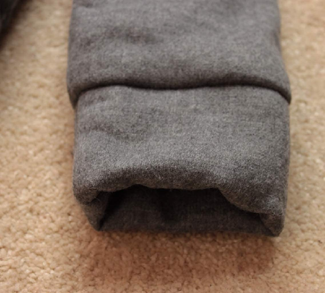 Highisa Womens ThickenLong Sleeve Hooded Full-Zip Plus Velvet Outwear Sweatshirts