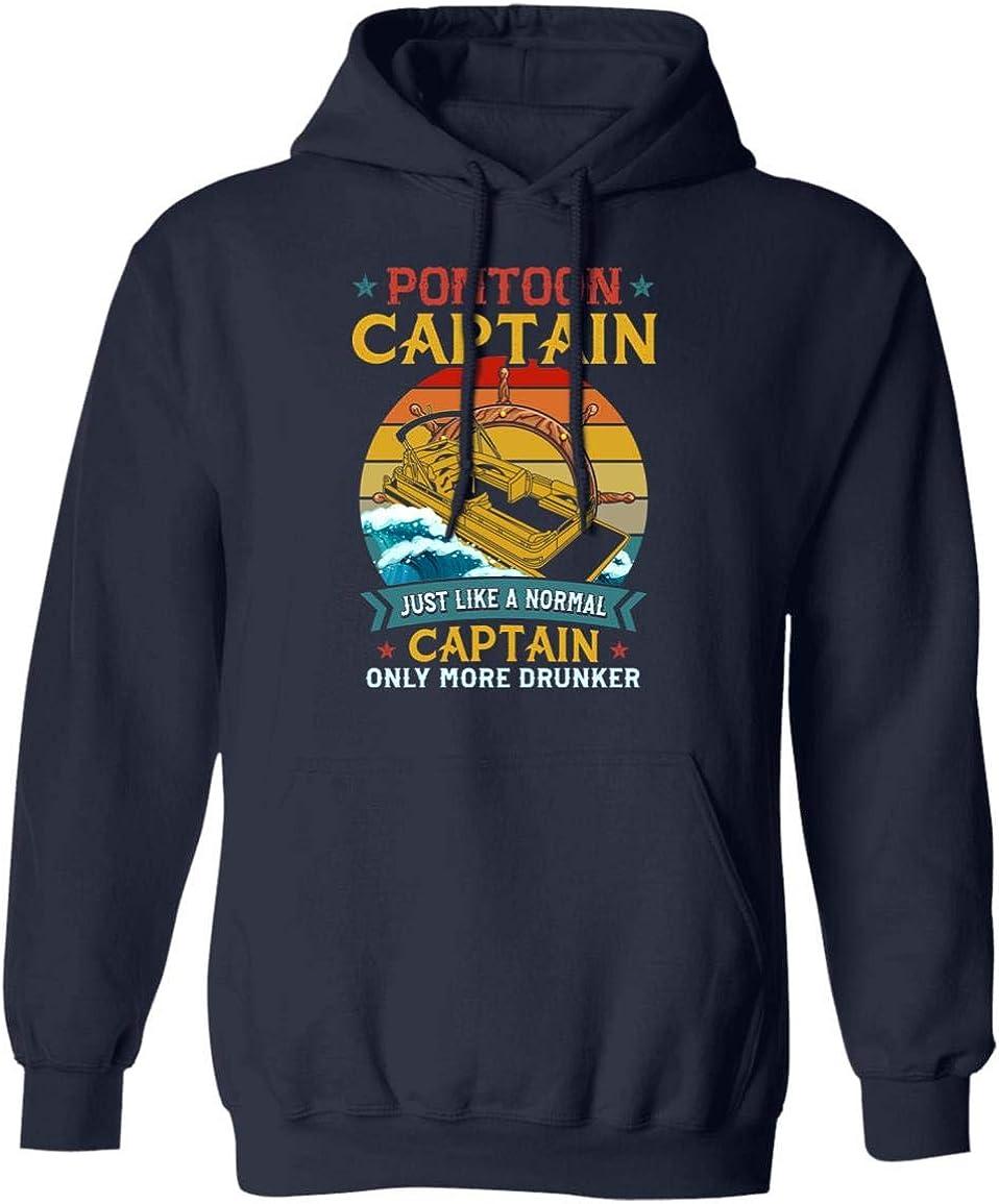 Funny Pontoon Captain Max 53% OFF Definition Vintage Hoodie Sweatshirt ? Lik Weekly update