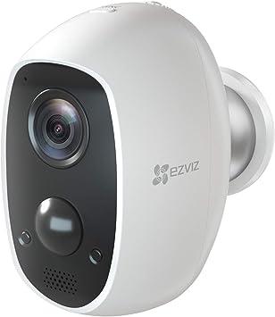 Ezviz Überwachungskamera 1080p Kabellose Wasserdichte Elektronik