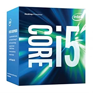 Intel Core i5-6500 Desktop CPU Processor- SR2L6 (Renewed)
