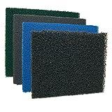 BLACK Filter Media X-Lg Density Half Sheet 39'' x 24''
