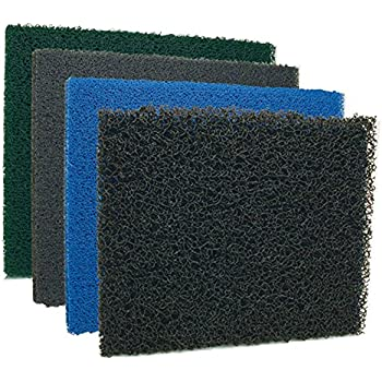 Japanese filter mat premium grade pad media for Koi filter material