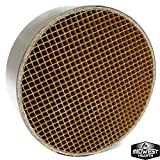 Midwest Hearth Wood Stove Catalytic Combustor Replacement Catalyst Dutchwest Englander (6'' x 2'' Round Ceramic)