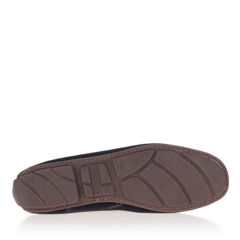 Castellanisimos Mocasines Hombre de Piel Con Borlas Azul Marino - Color - MARINO, Tallas - 45: Amazon.es: Zapatos y complementos