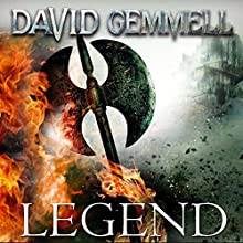 Legend: Drenai, Book 1 Audiobook by David Gemmell Narrated by Sean Barrett