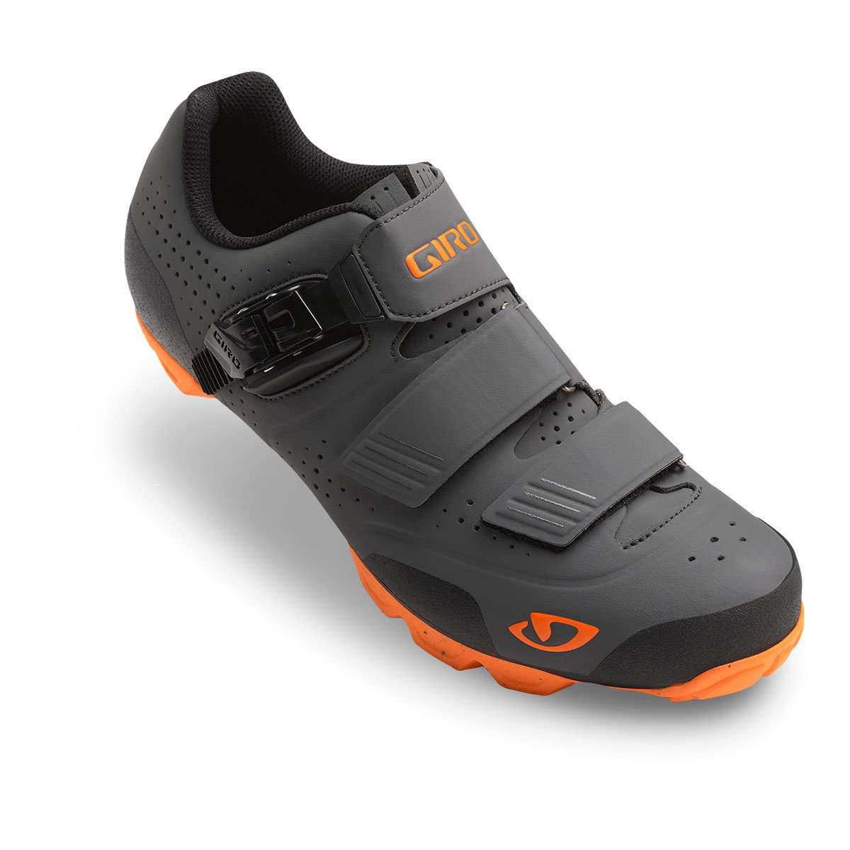 Giro メンズ Privateer R B015T7CYBQ 40.5|Dark Shadow/Flame Dark Shadow/Flame 40.5