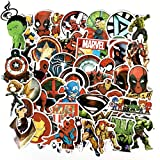 Marvel Man Stickers