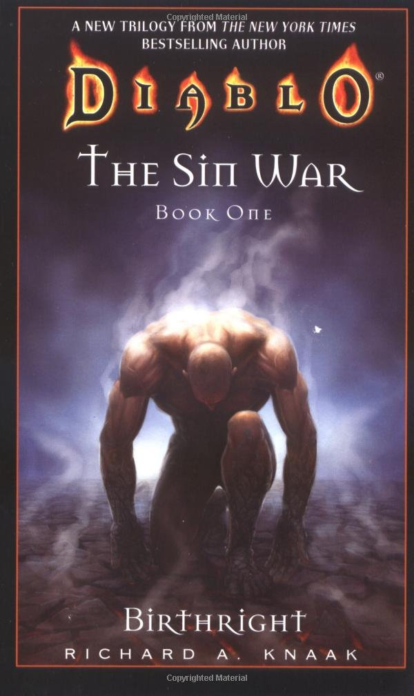 Read Online Birthright (Diablo: The Sin War, Book 1) (Bk. 1) pdf