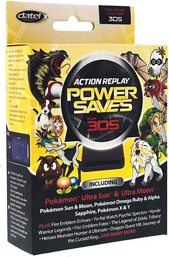action replay powersave