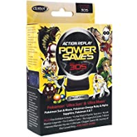 Action Replay Powersaves cheats pour 3DS