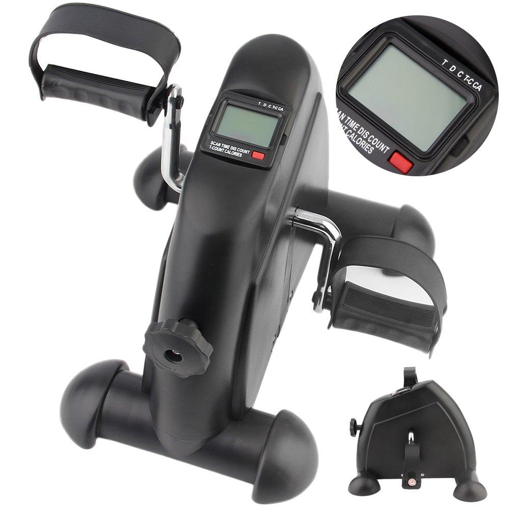 Ohholly Mini Bike, Arm- und Beintrainer, Heimtrainer, Minifahrrad Topmaxstore