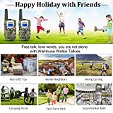 Wishouse Walkie Talkies for Kids,Popular Toys for