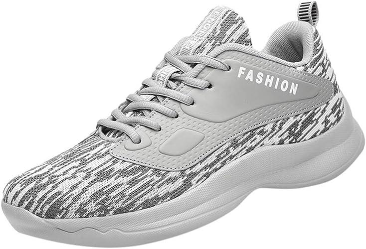 Harpily Zapatillas Deportivas de Hombre - Zapatos Sneakers Zapatillas Hombre Running Casual Yoga Calzado Deportivo de Exterior de Hombre 39-45: Amazon.es: Zapatos y complementos