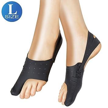 TENMAND Adjustable Elastic Bunion Corrector 24h Day Night Protector Sleeves Toe Straightener