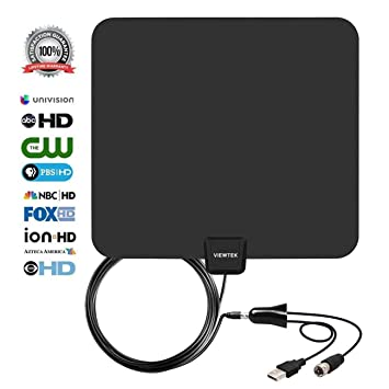 Review VIEWTEK TV Antenna, Amplified