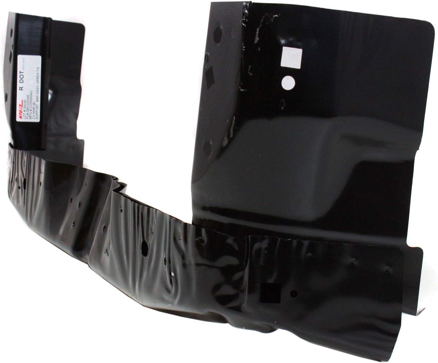 Upper Radiator Support For 2006-2011 Chevrolet HHR Primed Upper Tie Bar