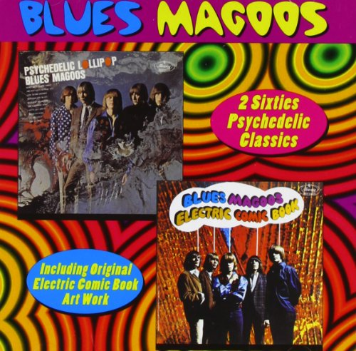 Blues Magoos Kamisco