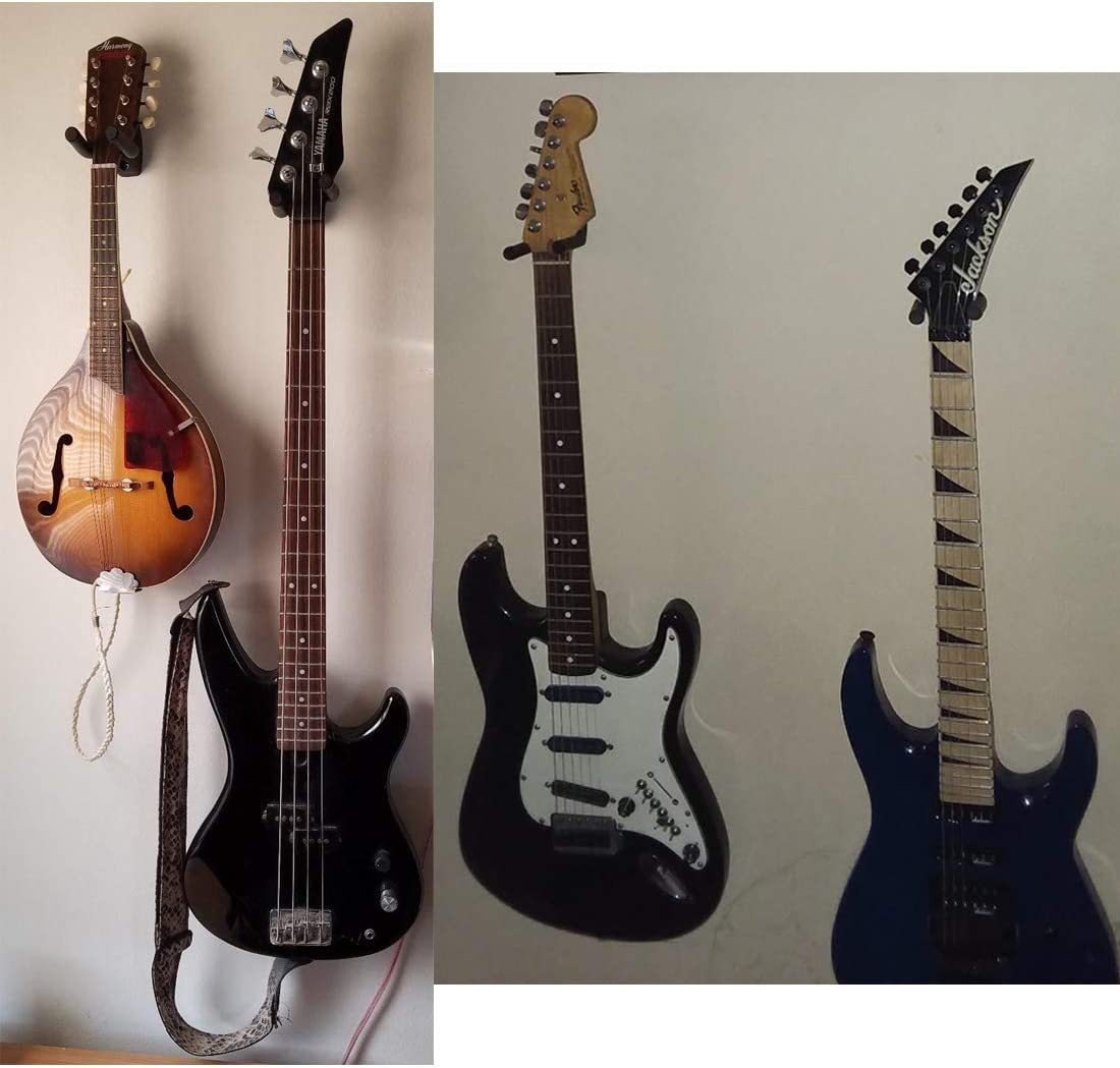 Gancho para colgar guitarra, soporte de exhibición de guitarra ...