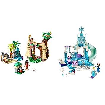 Amazon.com: LEGO l Disney Moana Moana's Island Adventure 41149 ...