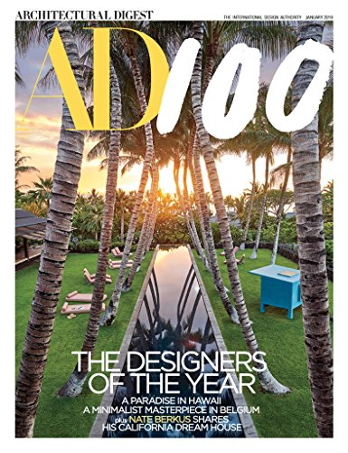 Magazines : Architectural Digest