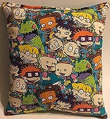 Rugrats Pillow Grouped Rugrats Pillow 10...