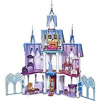 Hasbro E5495EU4 Disney Frozen 2, Işıklı Dev Arendelle Şatosu