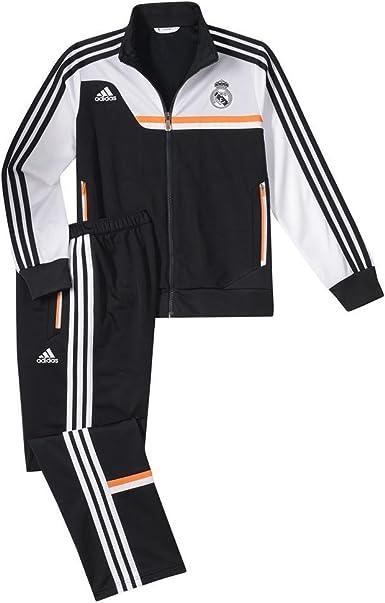 Adidas Chándal Real Madrid, para niño, multicolor, 4 años: Amazon ...