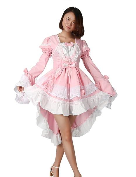 Très Chic Mailanda Vestido Mujer Lolita Cosplay Disfraz ...