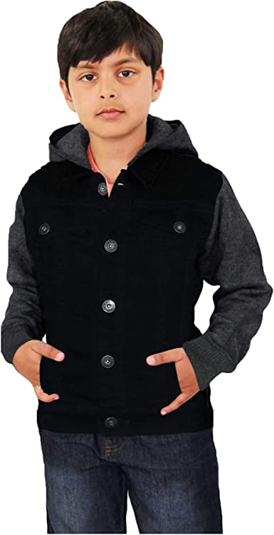4 5 6 7 8 9 10 11 12 Year Boys Coat New Spring Hooded