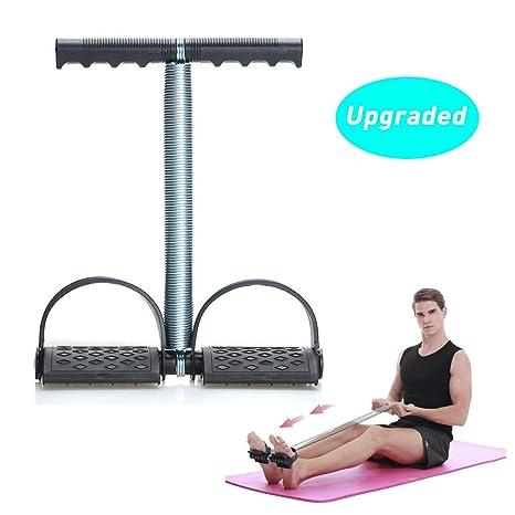 LUCKYGBY Cuerda para ejercitar piernas,multifunción, para ...