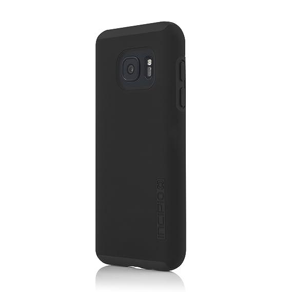 innovative design 297f3 6d4f6 Incipio SA-725-BLK Samsung Galaxy S7 DualPro Case - Black/Black