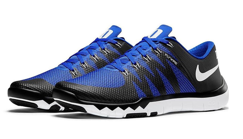 reputable site 625ae d71c2 ... Amazon.com Mens Nike Nike Free Trainer 5.0 V6 AMP (Duke) Training Shoe  ...