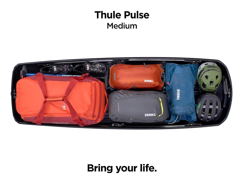 Amazon Com Thule Pulse Rooftop Cargo Box Medium Industrial Scientific
