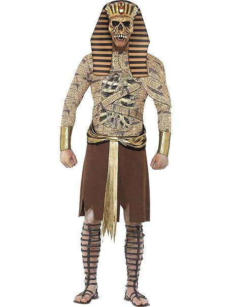 Amazon.com: Fest Threads - Disfraz de faraón egipcio para ...