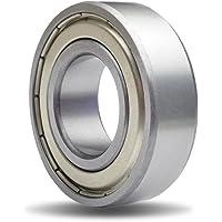 DIY Mechanicals 6004ZZ - Rodamiento de Bolas blindado de Metal (20 x 42 x 12