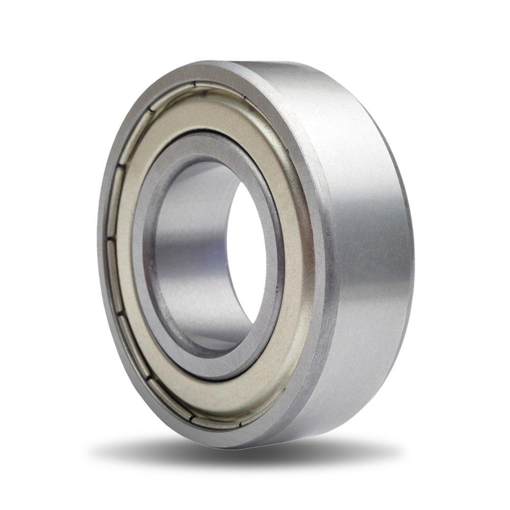 DIY Mechanicals 6004zz M/étal blind/é Deep Groove Roulement /à Billes 20/x 42/x 12/mm 4