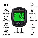 FRIDIROU Bicycle Computer Speedometer Wireless