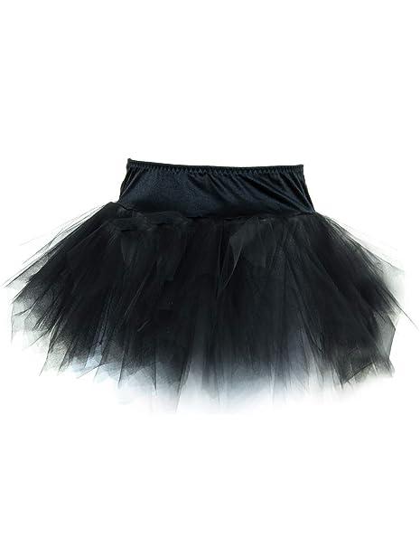372f20667 Yummy Bee Falda Tutú Vestido Fantasía Estilo Despedida de Soltera Burlesque  Disfraz Talla Grande 34-56