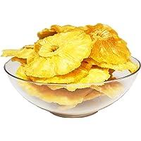 Ananas a Fette Disidratato Naturale - no zucchero da 1Kg (Piñas)