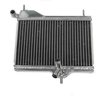 ozcoolingparts 40 mm radiador de aluminio radiadores de refrigeración del motor Piezas de automoción Racing para