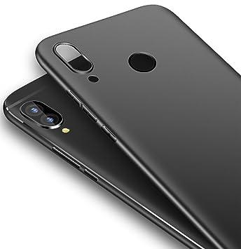 LAYJOY Funda Huawei P20 Lite, Funda Huawei Nova 3e, Carcasa Ligera Silicona Suave TPU Case de [Antideslizante] [Anti-Golpes] Caso Cover para Huawei ...