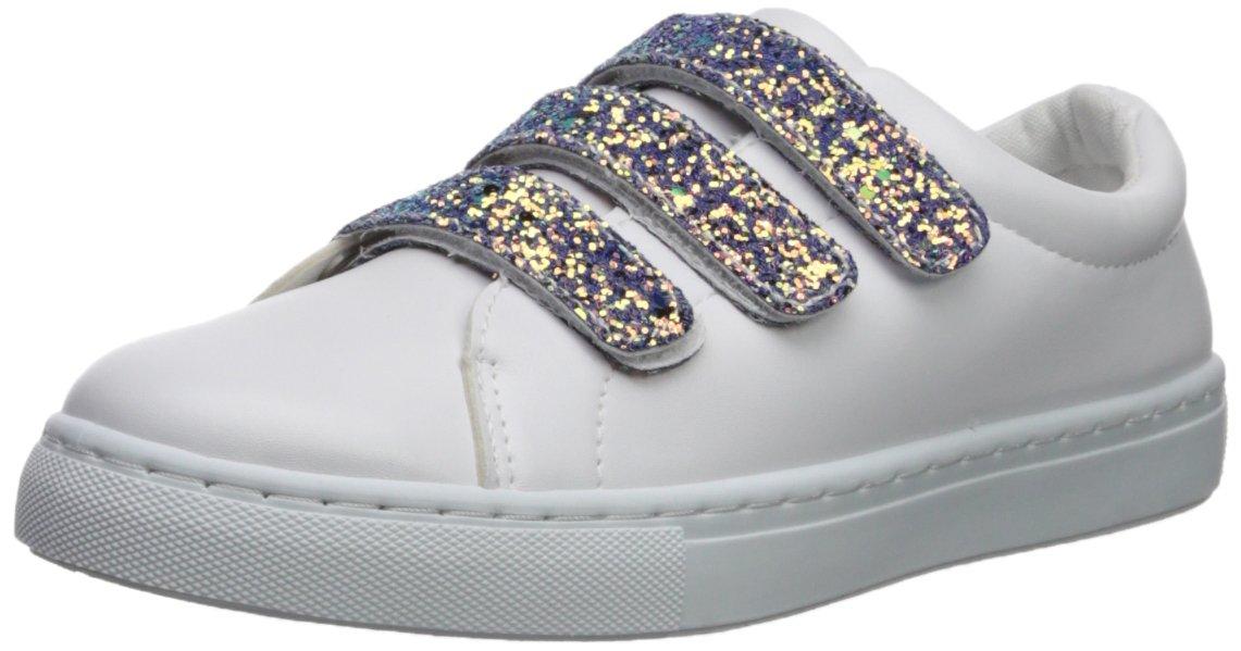 Qupid Women's Moira-06A Sneaker B074NHH46W 7.5 B(M) US|White