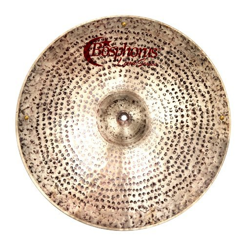 Bosphorus Cymbals LY14H 14-Inch Lyric Series Hi-Hat Cymbal [並行輸入品]   B07MKX2HPQ
