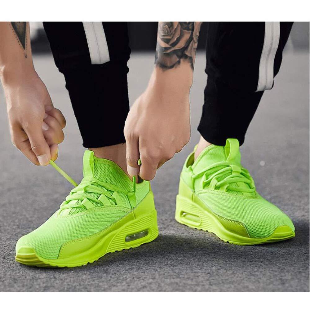 FEIIFE Männer Laufschuhe Stoßdämpfende Jogging-Trainer Jogging-Trainer Jogging-Trainer Turnschuhe Fitness-Trainer Unisex Fitness Leichtgewicht Schuhe a6190b
