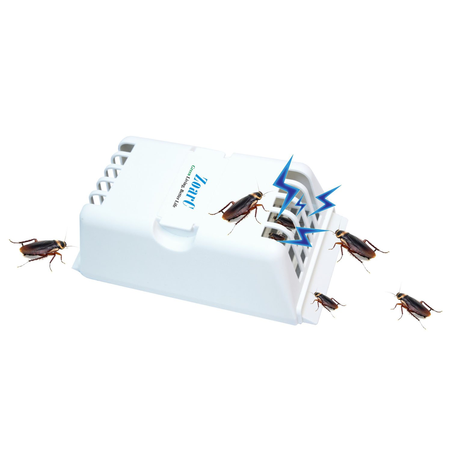 ZoarC Electric Cockroach Trap