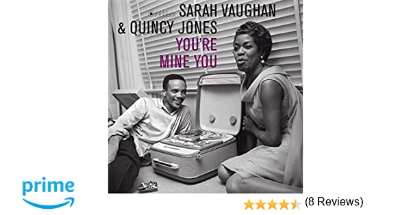 Sarah vaughan youre mine you amazon music stopboris Gallery